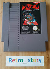 Nintendo NES Rescue The Embassy Mission PAL - EEC