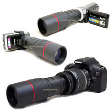VK 10x 42 1000mm Digiscoping Telescope for Nikon Digital D3000 AF-s DX 18-55mm