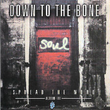 Spread the Word: Album III by Down to the Bone (CD, Nov-2000, Inter)