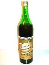 Elsässische Weinbrennerei GMBH  Deutscher Weinbrand ca. 1960