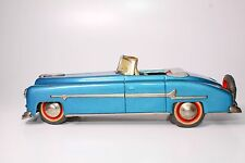 VINTAGE TIN US GERMANY ZONE DISTLER PACKARD CABRIO WIND-UP SPORTS CAR