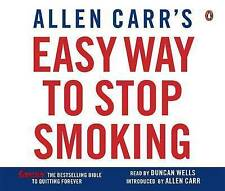 Good, Allen Carr's Easy Way to Stop Smoking, Carr, Allen, Book