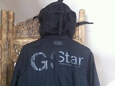 G-Star Jacke Hooded Gr.S schwarz Kinder Herren Damen