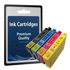 4 Ink Cartridges for Epson Expression Home XP235 XP332 XP335 XP432 XP435 C