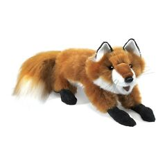Red Fox Hand Puppet with Moveable Mouth Small, Folkmanis  MPN 2576, 3 & Up