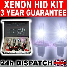 SLIMLINE HID UPGRADE KIT 6000k H1 Fits Subaru Turbo 4WD 1.8