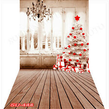 Christmas10'x20'Computer/Digital Vinyl Scenic Photo Backdrop Background SU444B88