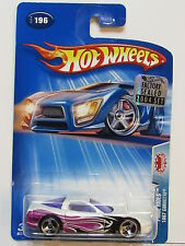 HOT WHEELS 2004 PRIDE RIDES 1997 CORVETTE #196 FACTORY SEALED