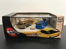 Deora + Deora II car set ~ 100% Hot Wheels Highway 35 Limited Edition 1/64 scale
