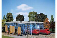 Faller 120217 HO 1/87 Hangar à locomotives électriques, 3 voies