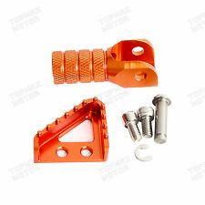 Brake Pedal Step Plate Gear Shifter Lever Tip KTM SX SX-F EXC EXC-F XCW XCF SMR