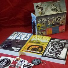 Pannier 3 Book Box Set with Key Ring and Stickers By Graham Field