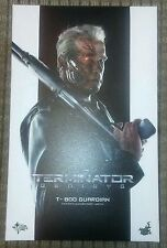 1/6 Hot Toys Terminator Genisys T-800 Empty Box MMS307 *US Seller*