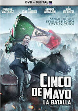 Cinco De Mayo: La Batalla [DVD + Digital]