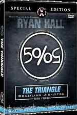 Ryan Hall- The Triangle Choke DVDs- Brand New!