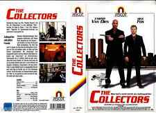 "VHS - "" The COLLECTORS ( Fast Money ) "" (1999) - Casper Van Dien - Rick Fox"