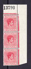 BAHAMAS 1938-52 2d SCARLET WITH 'SHORT T' SG 152ba MNH.