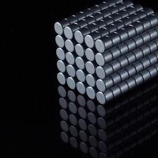 10x Neodym Scheiben Magnete D4x3 NdFeB N45 700g stark rund
