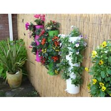 Vertical Gardening Strawberry Planter Tomato Planters/Polanter 1 Terra Cotta