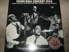 TOWN HALL CONCERT 1945 Gene Krupa Ventura Wilson lp CCL 7006 NM add $5 for CD