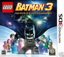 LEGO Batman 3 The Game Gotham into space NINTENDO 3DS JAPANESE JAPANZON