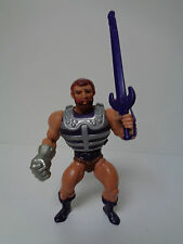 MOTU HE MAN COMPLETE FISTO NO COO INC masters of the universe L53