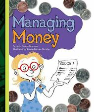 Managing Money (Simple Economics)-ExLibrary