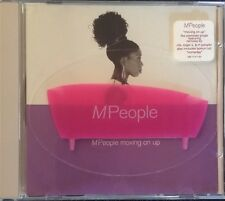 Moving on Up Rare Pink Sofa [Maxi Single] by M People (CD, Apr-1994, Epic (USA))