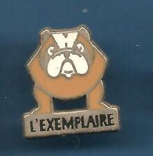 Pin's pin Chien BOULEDOGUE L'EXEMPLAIRE (ref 065)