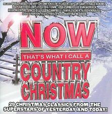 NOW That's What I Call A Country Christmas, Various, New