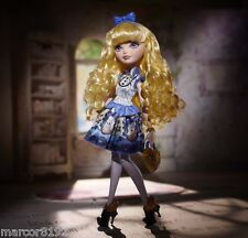 Ever after high Royal Blondie Lockes Doll Daughter of Goldilocks New