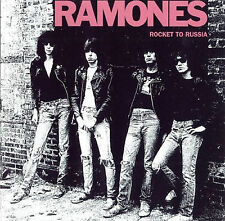 RAMONES Rocket To Russia SIRE RECORDS Sealed COLORED VINYL RECORD LP