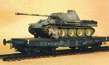 Tank Workshop 1/35 Schwerer Plattformwagen Railcar Type SSy 60ton 353094