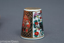 """SPECIAL OFFER"" TCC Shibata Imari China Thimble B/36"