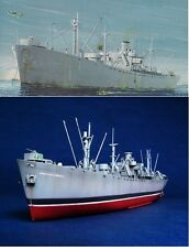 Trumpeter 1/350 Liberty Ship U.S.S Jeremiah O'Brien #05301 #5301  *NEW*