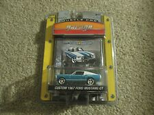 Greenlight Muscle Car Garage Stock & Custom 1967 Ford Mustang GT 1/64 NIP 2007