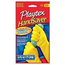 Playtex HandSaver Gloves, Medium 1 Pair (Pack of 6)