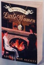 Little Women: **Book & a Lovely Charm** Louisa May Alcott (2000, Mixed Media)