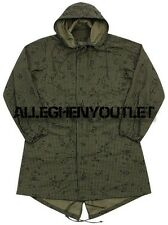 USGI Military Night Desert Hooded Parka Camo Medium Authentic Made in USA NEW