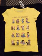 BNWT NEXT Amarillo Minecraft Camiseta 9 años