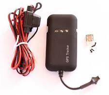 Quad band  GPS Tracker gt02a car anti-theft system Vehicle gsm gprs Tracking