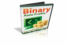 Binary Options Auto Profit NEW Strategy Trading System Software for MT4 ON CD