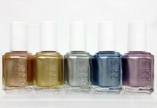 ESSIE Nail Lacquer- MIRROR METALLICS Collection- All 5 Shades 3006-3010