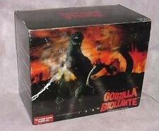 "12"" Godzilla Vs Biollante Resin Statue Box X-Plus 2001 Warrior Art TOHO Limited"