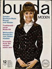 Burda Moden 12.1966