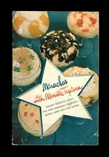 Miracles With Minute Tapioca by General Foods (1948, Booklet, Vintage) 22 pages