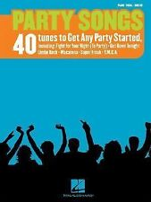 PARTY SONGS                  40 TUNES TO GET ANY PARTY    STARTED