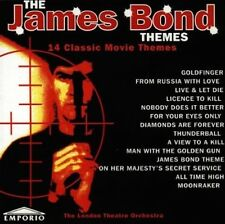 THE JAMES BOND THEMES - COMPILATION (CD)