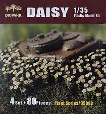 DIOPARK DP35002 Daisy / Gänseblümchen für Diorama in 1:35