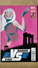 AVX VS #1.AVENGERS VS X-MEN 1ST PRINT GWEN STACY VARIANT MARVEL COMICS (2012)